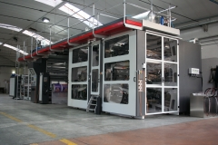 Flexographic gearless printing machines - Smartflex srl